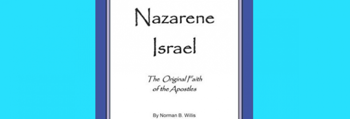 Nazaren Israel Book Photo 6