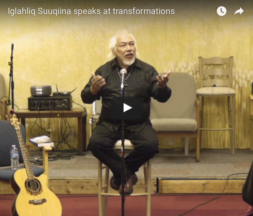 Iglahliq Suuqiina speaks on Malachi and obedience.